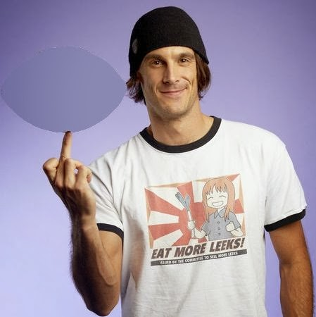 Chris Kluwe - Vikings Punter