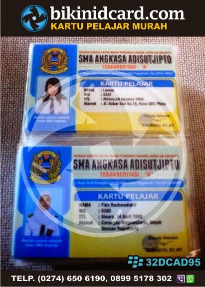kartu pelajar murah - bikinidcard.com 0899 5178 302