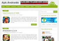 AndroidMag Blogger Template Platform: Blogger / Blogspot