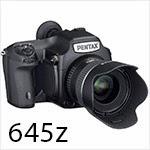 pentax 645z фото, анонс