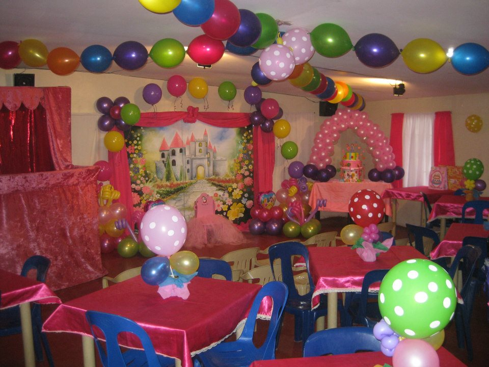 Function Room For Party Rg