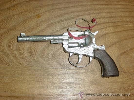 ... das Pistolas de Fulminantes