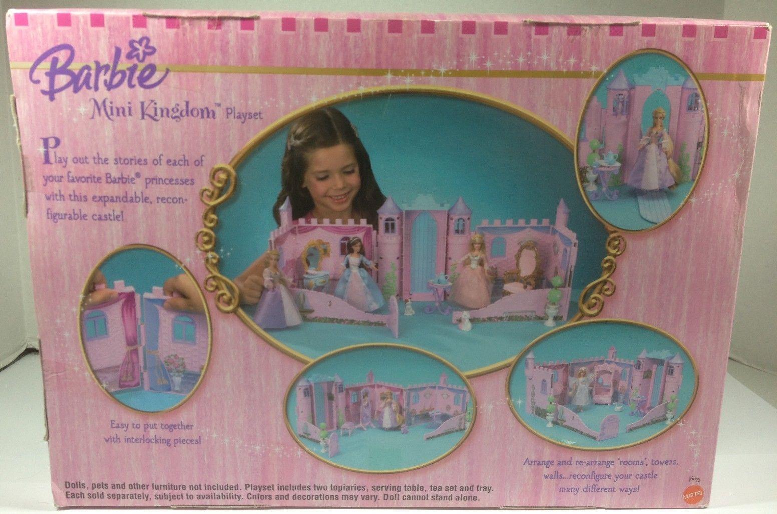 Barbies des films 01 barbie dans casse noisette 2001 - Caleche barbie ...