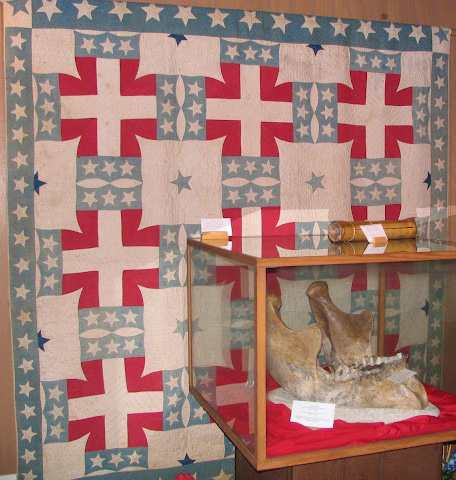 Barbara Brackmans Material Culture A Confederate Quilt