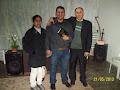 Irmão Rodrigo 5 anos no presidio