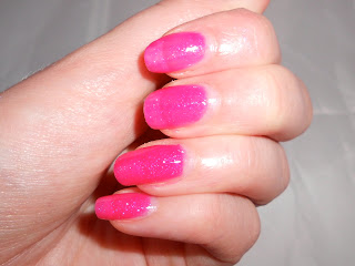 butter london nail varnish in disco biscuit