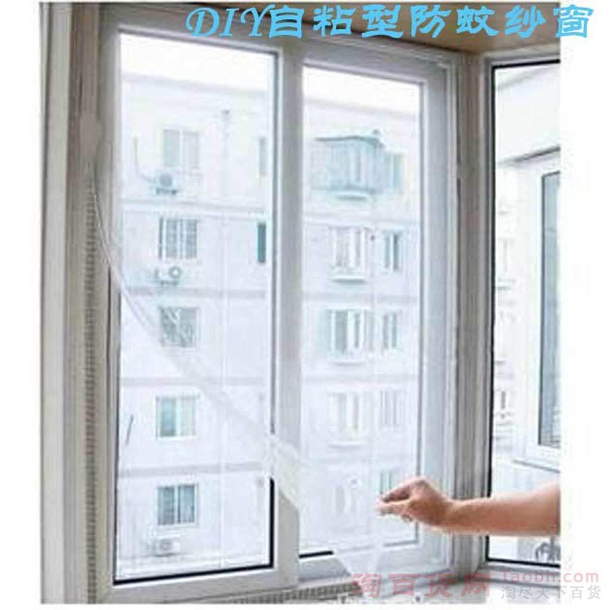 pemasangan tirai pintu magnetik isi satu set tirai tirai jendela