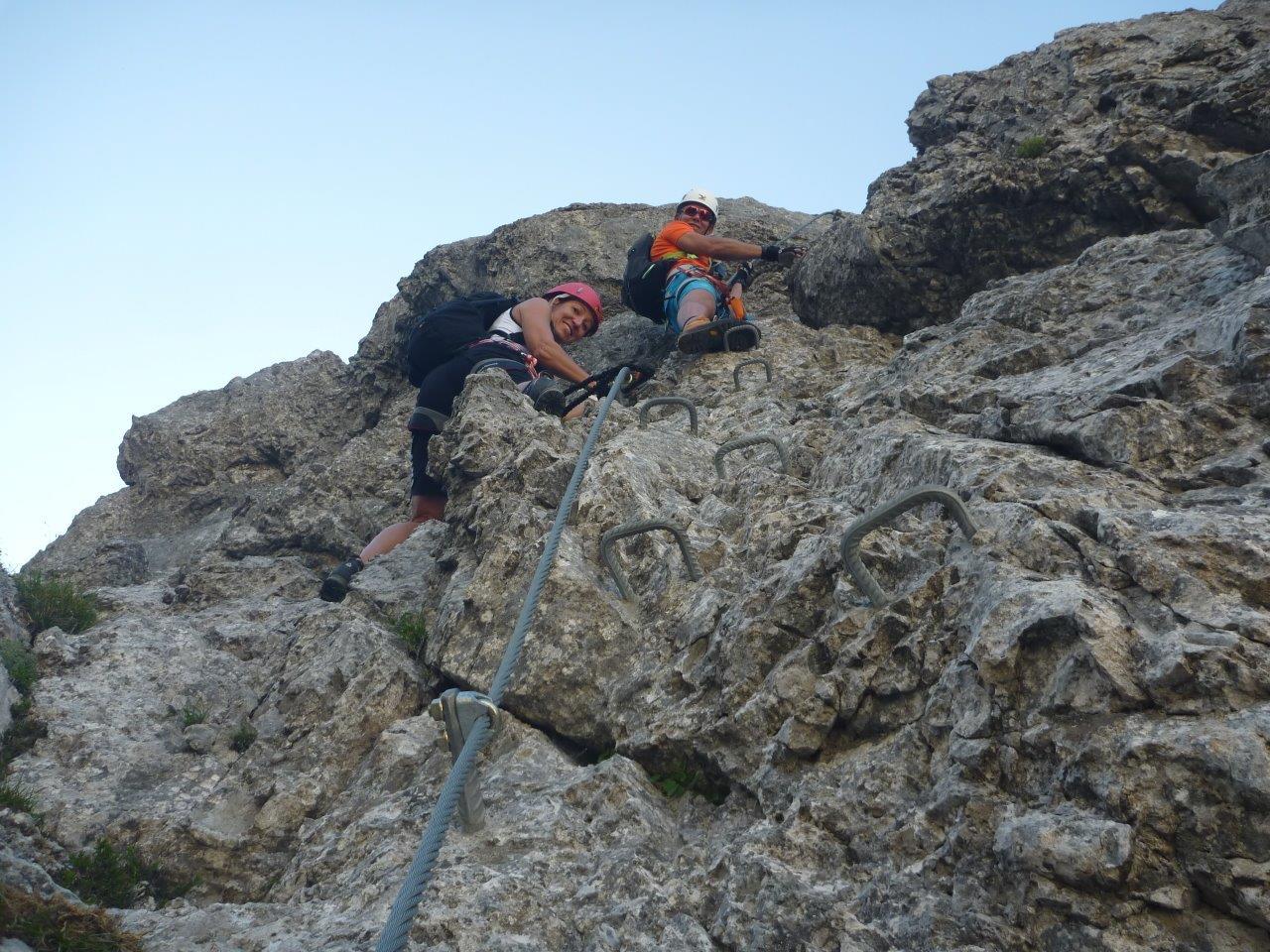 Klettersteig Däumling : Klettersteig däumling Österreichs wanderdörfer