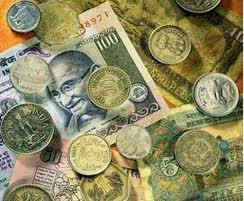Indian currency economy