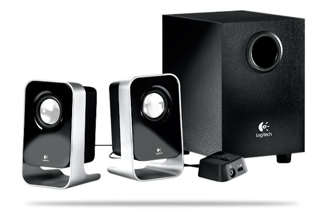 Logitech Amplified Speakers