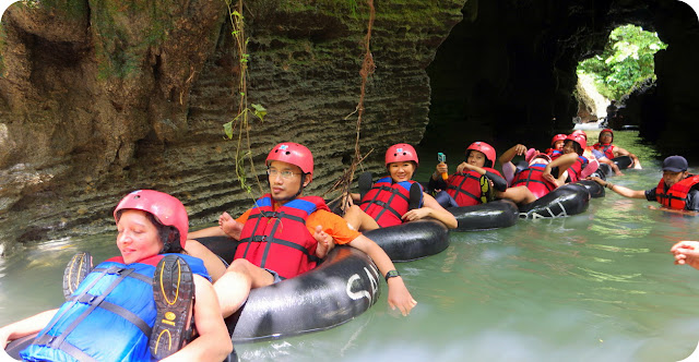 Body+Rafting+Santirah+Pangandaran:Green+Canyon