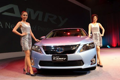 2013 Toyota Camry Release Date, Redesign and Price
