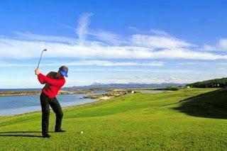 Golfing in Himachal Pradesh