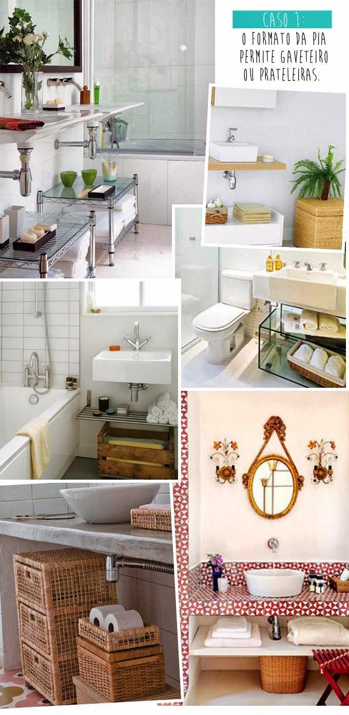 Apartamento 304 Resolvendo o problema dos banheiros sem armár -> Arrumar Armario De Banheiro
