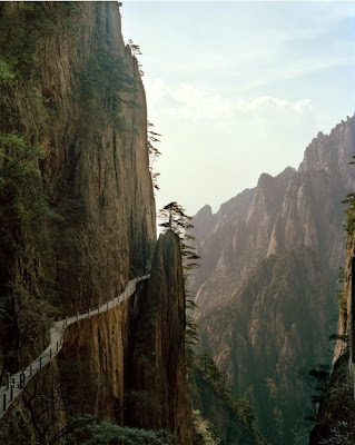 Xihai Grand Canyon, Mount Huangshan, China