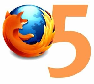 Descargar Firefox 5 gratis