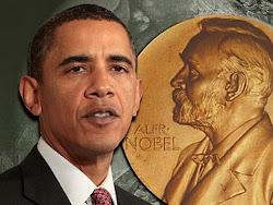 Obama Donates Nobel Peace Prize Money To War Efforts