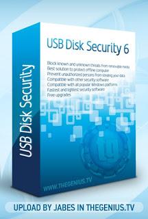 ดาวน์โหลดโปรแกรมฟรี USB Disk Security [Pro] 6.8.0.501