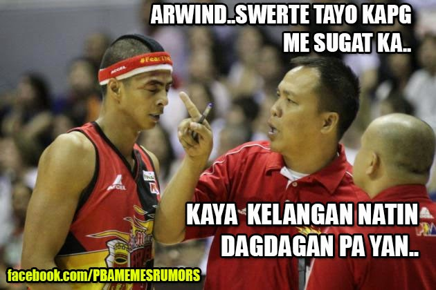 PBA Philippine Cup Finals 2014-2015 Funny Memes | Pinoy BasketBalista