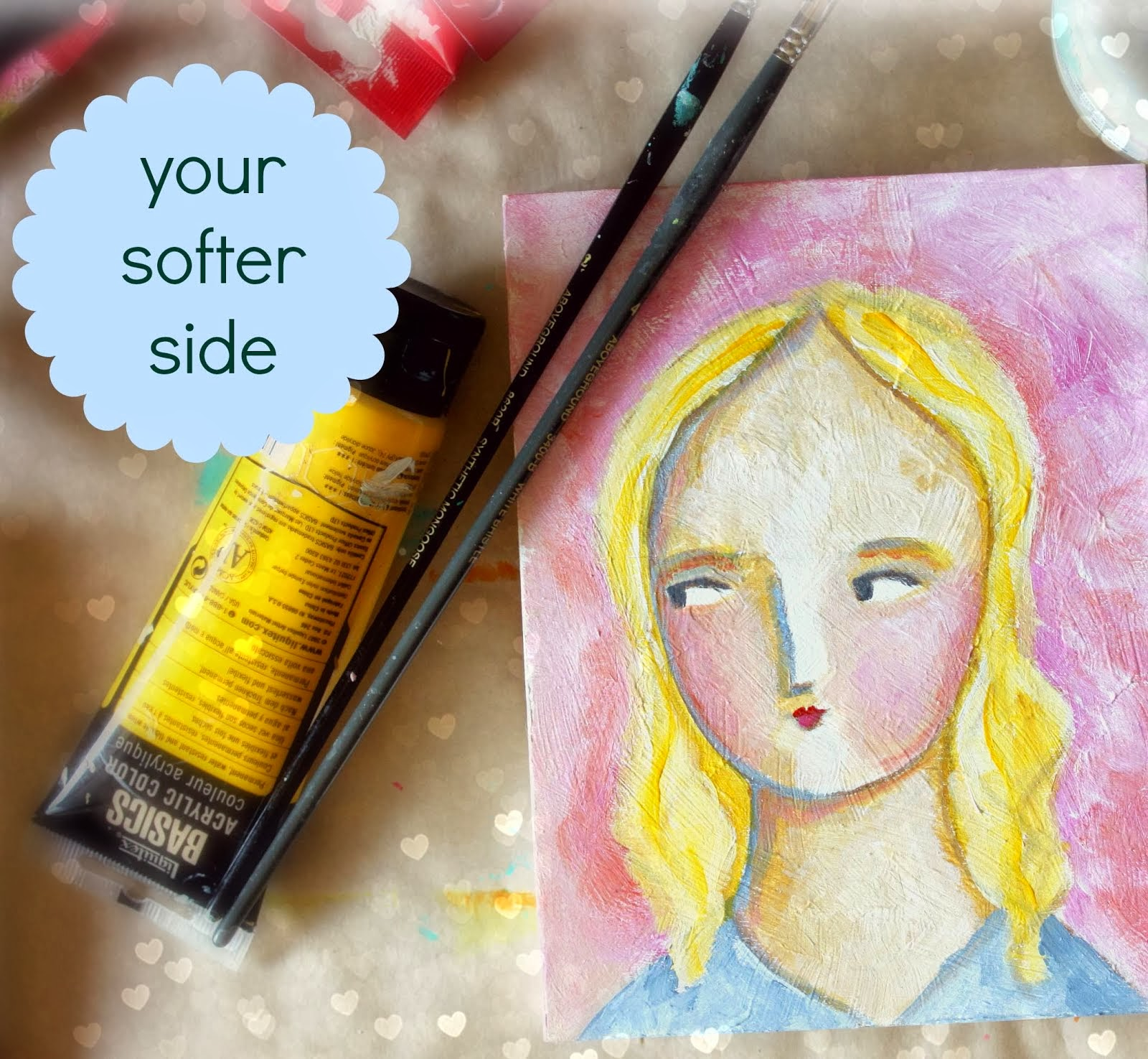"""YOUR SOFTER SIDE"" join NOW!"