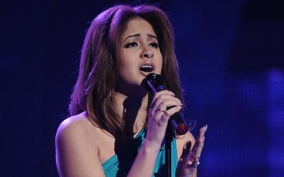 Karen Rodriguez in American Idol