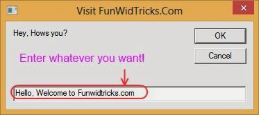 Make your computer talk what you type_FunWidTricks.Com