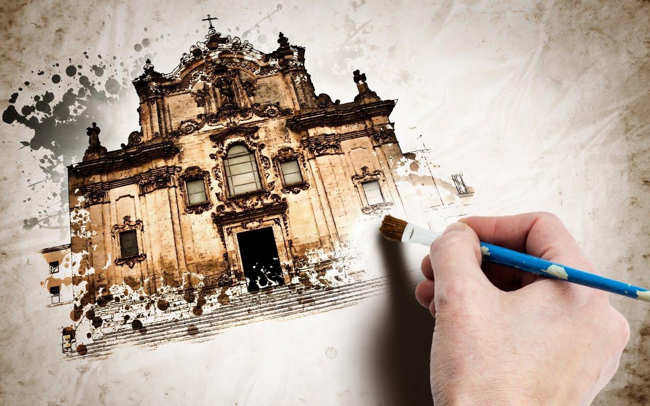 Рисуване, HD Wallpaper