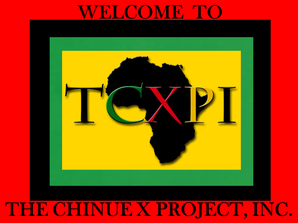 WELCOME TO THE CHINUE X PROJECT, INC. (TCXPI)