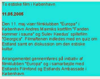 LISFF in Copenhagen_2005
