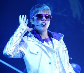 Foto Konser Justin Bieber
