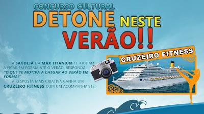 Concurso Cultural Cruzeiro Fitness