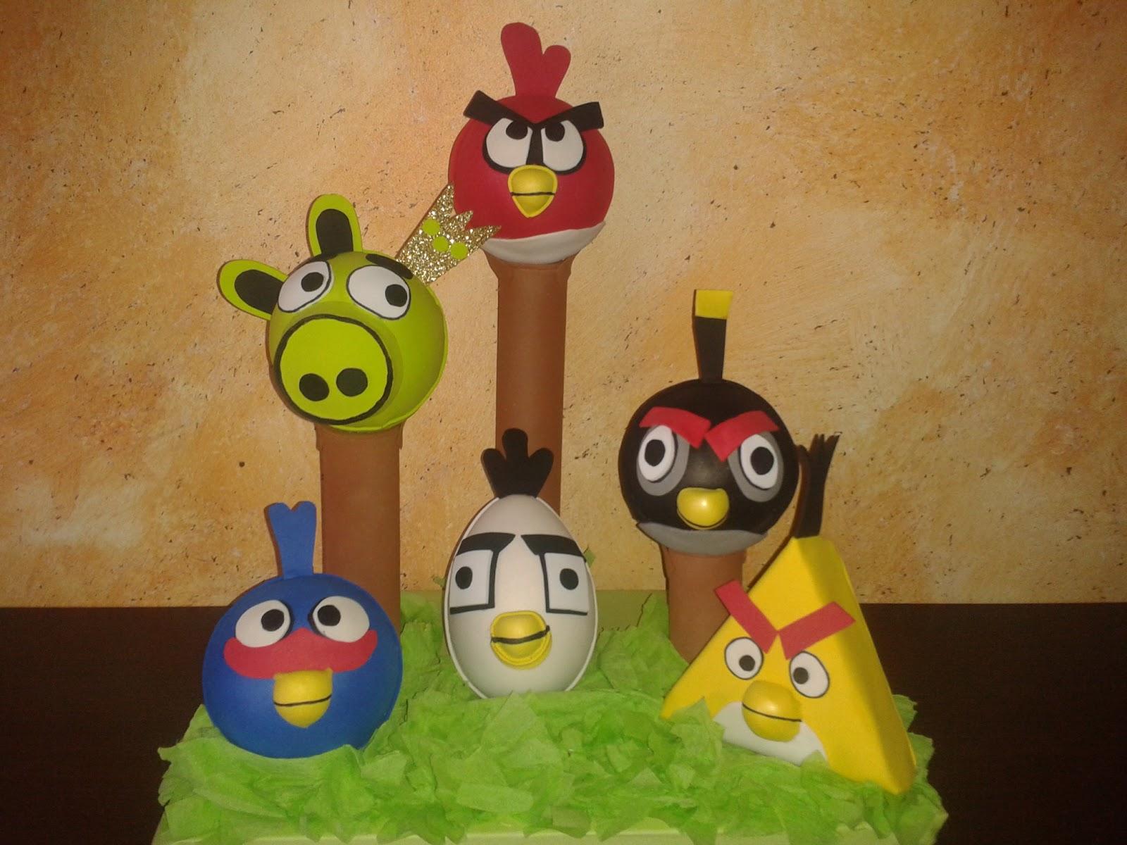 Angry Birds Fofuchos Jobspapa