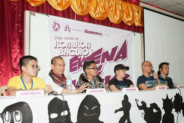 Photo credits: Komikon Baguio