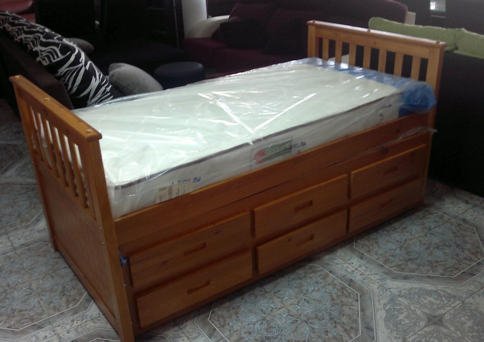 Karruzel del hogar cama nido for Muebles drago