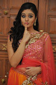 sri mukhi glam pix in half saree-thumbnail-17