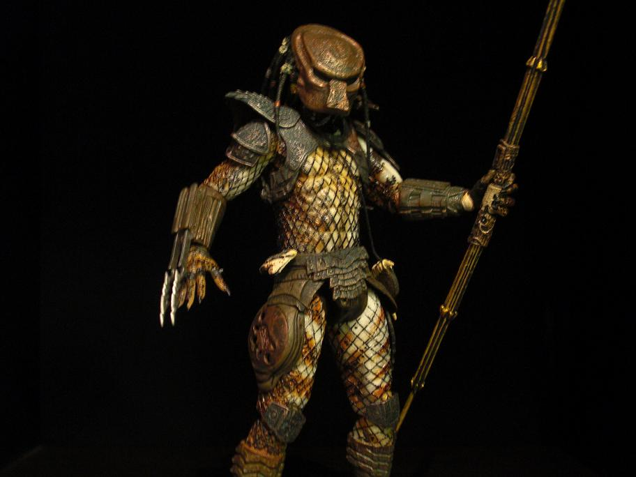 Predator Toys R Us : One per case neca toys r us exclusive predators pack