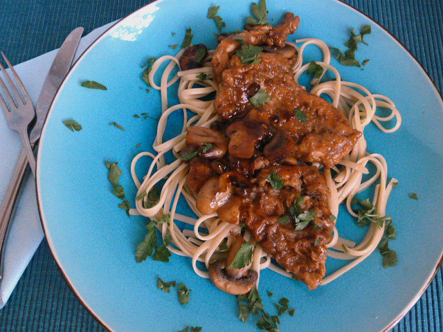 Baking And Cooking A Tale Of Two Loves Chicken Marsala