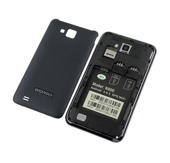 Chinese Android Phones: N800 Android Review