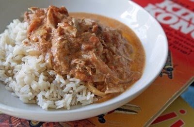 Slow Cooker Better Butter Chicken