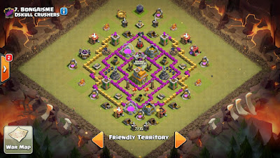 base bertahan TH 7