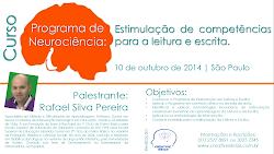 Curso Programa de Neurociência: Intervenção em leitura e escrita
