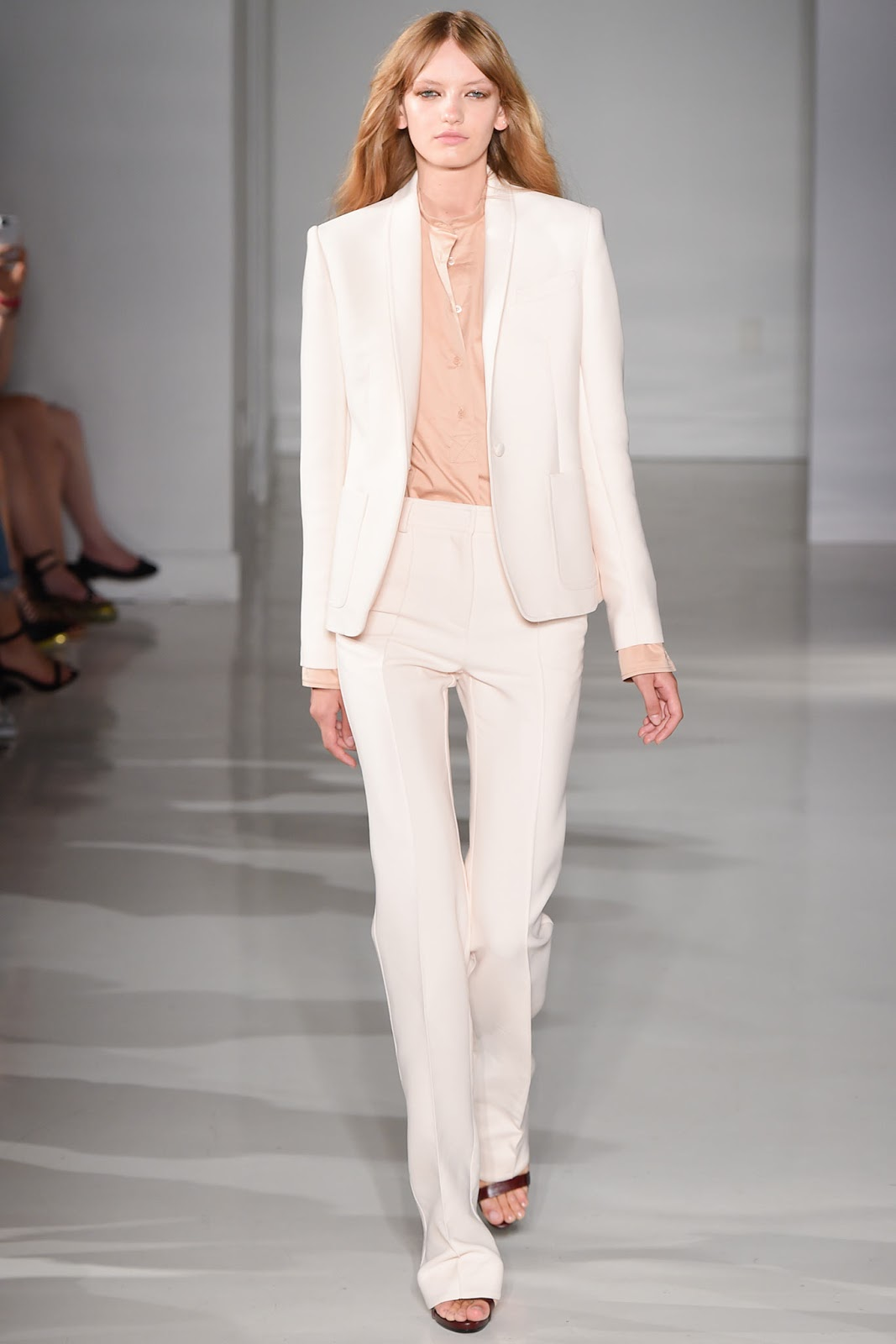 Jill Stuart / Spring/Summer 2015 trends / trouser suit / styling tips and outfit inspiration / via fashioned by love british fashion blog