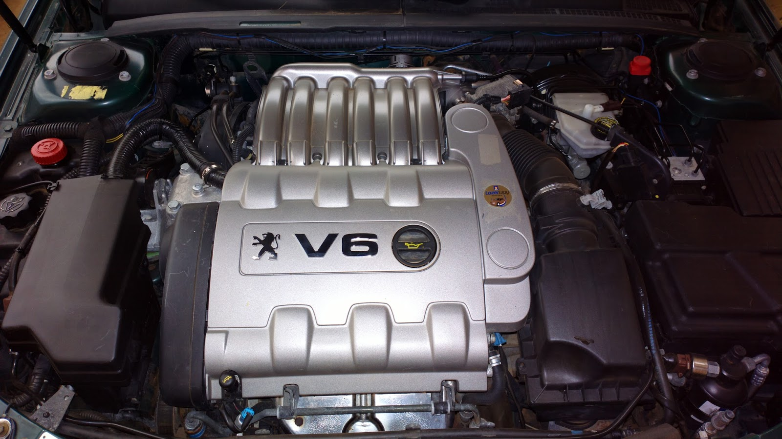 Peugeot 406 Automatic Gearbox Manual