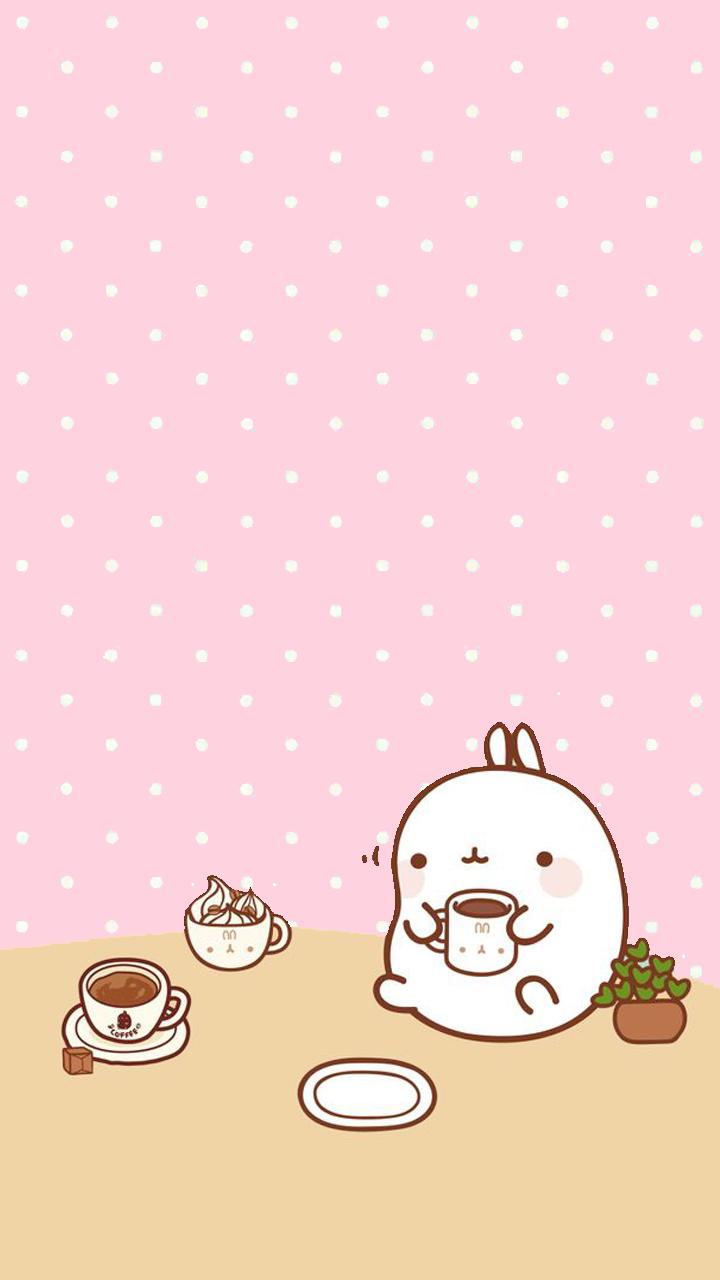 pink kawaii wallpaper - photo #27