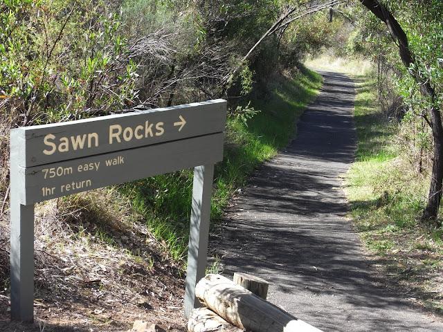 Path to Sawn Rocks, Narrabri