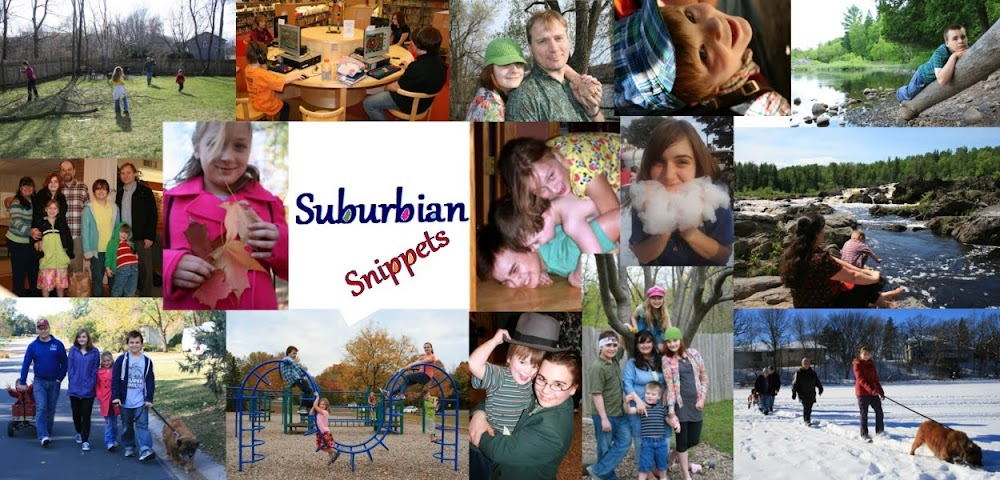 Suburbian Snippets