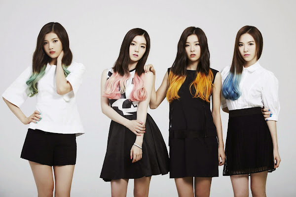 Red Velvet Joy, Irene, Seulgi,Wendy