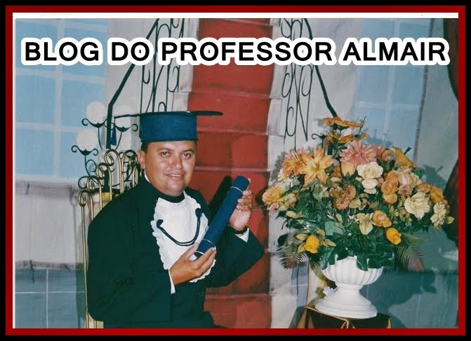 BLOG DO PROFESSOR ALMAIR