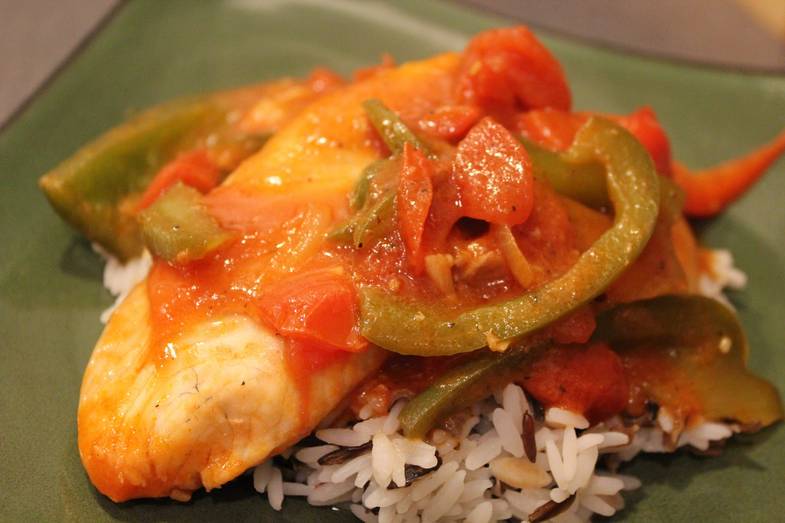 Tilapia veracruz for Fish veracruz recipe