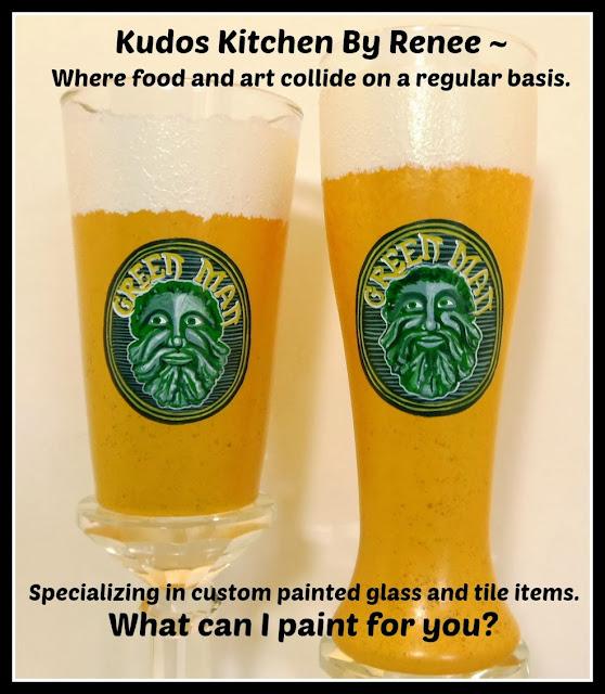 Green Man Beer Pilsner